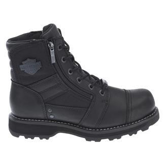 Harley Davidson Footwear Bonham SZ Black
