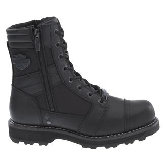Harley Davidson Footwear Boxbury SZ Black