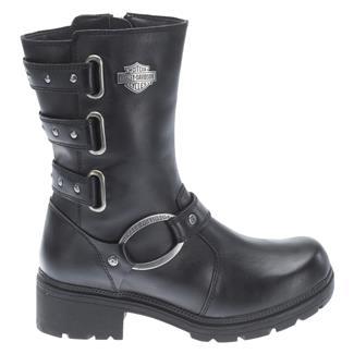 Harley Davidson Footwear Bellacruz SZ Black
