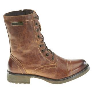 Harley Davidson Footwear Arcola SZ Brown