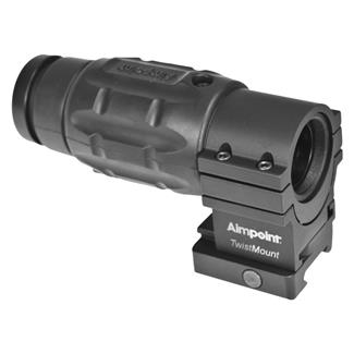 Aimpoint 3X Magnifier with Twist Mount Black