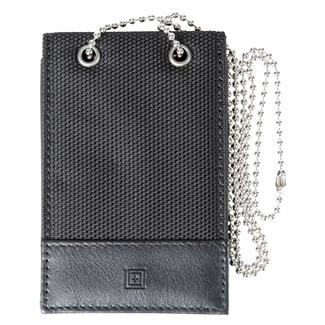 5.11 CFX 3.4 Badge Wallet Black