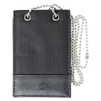 5.11 CFX 3.4 Badge Wallet Black