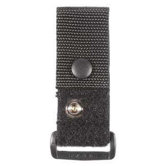 Blackhawk Epaulet Microphone Carrier Black