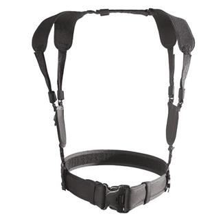 Blackhawk Ergonomic Duty Belt Harness Black