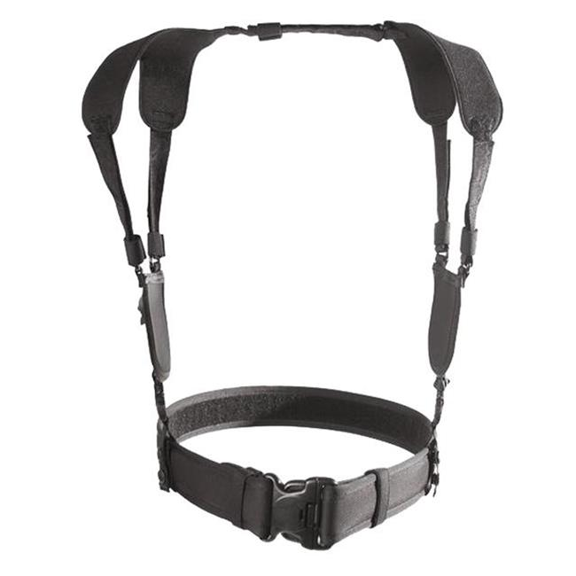 Blackhawk Ergonomic Duty Belt Harness Black