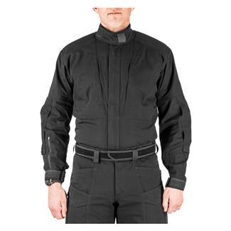 5.11 XPRT Tactical Long Sleeve Shirt Black