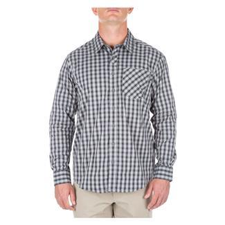 5.11 Long Sleeve Covert Flex Shirt Pearl