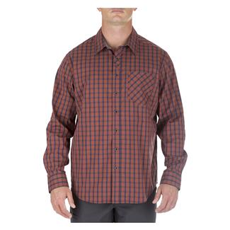 5.11 Long Sleeve Covert Flex Shirt Fireball