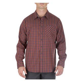 5.11 Long Sleeve Covert Flex Shirt Fireball