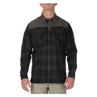 5.11 Sidewinder Flannel Shirt Grenade