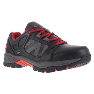 Knapp Athletic Work Oxford ST Black / Red