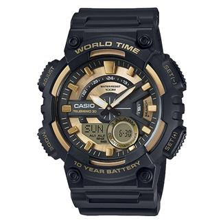 Casio Sports AEQ110BW-9AV Black