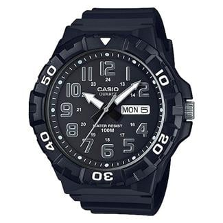 Casio Sports MRW210H-1AV Black