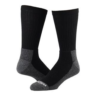 Wigwam At Work Crew Socks (3 Pack) Black