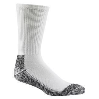 Wigwam At Work Steel Toe Socks White / Black