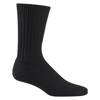 Wigwam Uniform Socks (2 Pack) Black