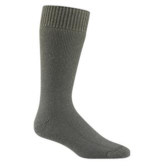 Wigwam Combat Boot Socks (2 Pack) Foliage Green