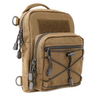 Elite Survival Systems Avenger Concealment Gunpack Coyote Tan