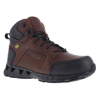 Reebok Zigkick Work Met Guard CT Dark Brown