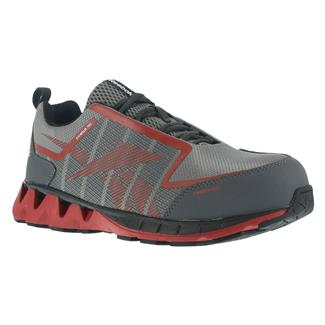 Reebok Zigwild TR2 Work CT Gray / Red