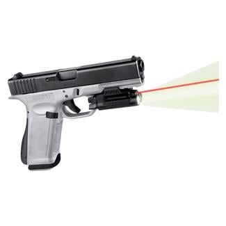 Lasermax Spartan Adjustable Rail Mounted Light with Laser Red