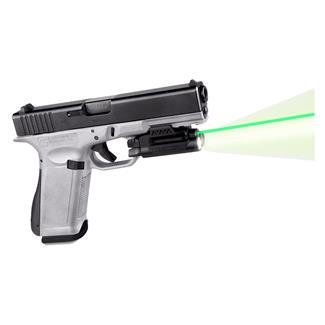 Lasermax Spartan Adjustable Rail Mounted Light with Laser Green