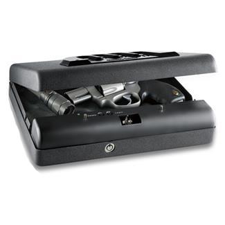 GunVault MicroVault Biometric MVB 500 Black
