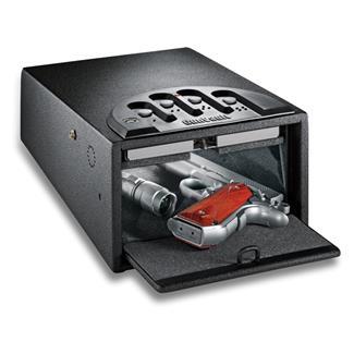 GunVault MiniVault Deluxe GV 1000D Black
