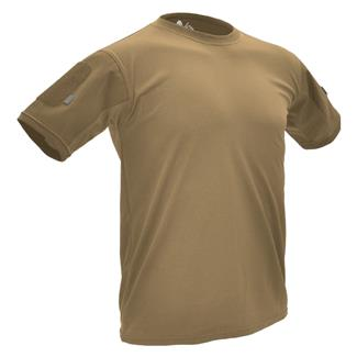 Hazard 4 Battle-T LT Wick Patch T-Shirt Coyote