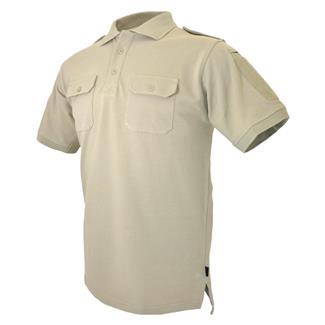 Hazard 4 LEO Uniform Replacement Patch Shirt Tan