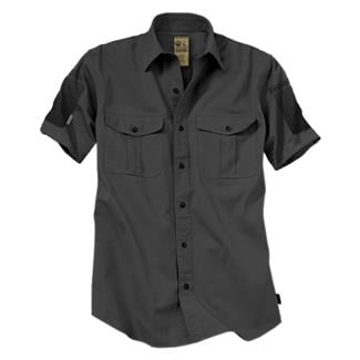 Hazard 4 Mechanic Stretch Short Sleeve Shirt Black
