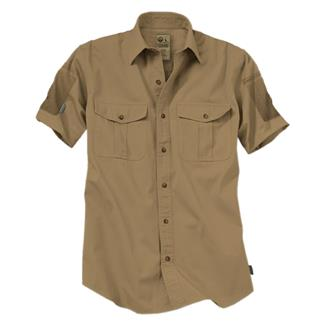 Hazard 4 Mechanic Stretch Short Sleeve Shirt Coyote