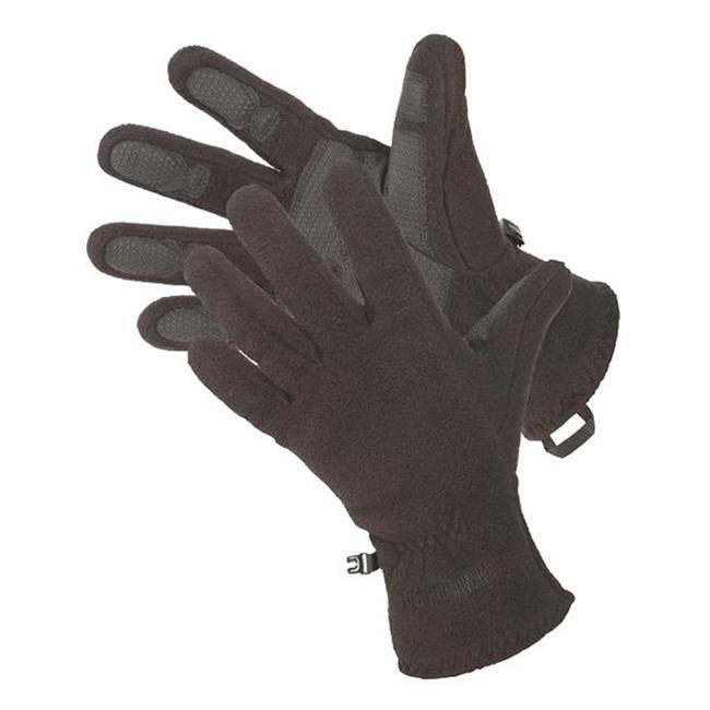 Blackhawk Fleece Tactical Gloves Black