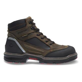 "Wolverine 6"" Overman WP Brown / Black"