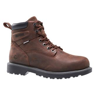 Wolverine Floorhand WP Dark Brown