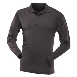 Tru-Spec 24-7 Series Long Sleeve Performance Polo Black