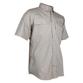 TRU-SPEC 24-7 Series Short Sleeve Dress Shirt Khaki
