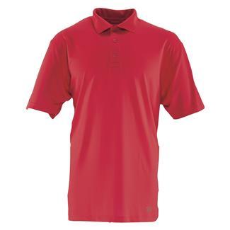 TRU-SPEC 24-7 Series Short Sleeve Performance Polo Ranger Red