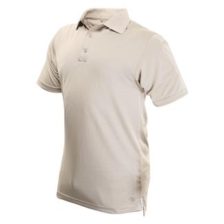 TRU-SPEC 24-7 Series Short Sleeve Performance Polo Silver Tan