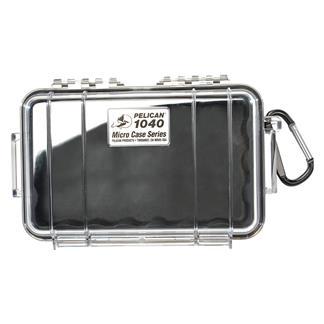 Pelican 1040 Micro Case Black w/ Clear Lid