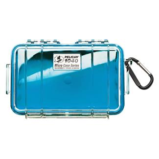 Pelican 1040 Micro Case Blue w/ Clear Lid
