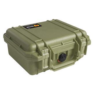 Pelican 1200 Small Case OD Green