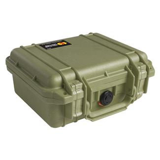 Pelican 1200 Small Case OD Green