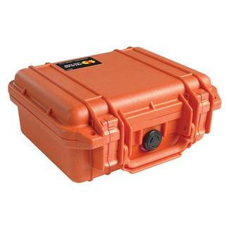 Pelican 1200 Small Case Orange