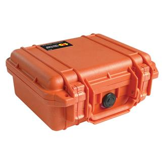 Pelican 1200 Small Case Orange