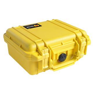 Pelican 1200 Small Case Yellow