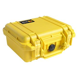 Pelican 1200 Small Case Yellow