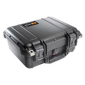 Pelican 1400 Small Case Black