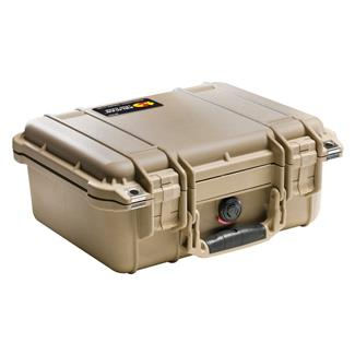 Pelican 1400 Small Case Desert Tan